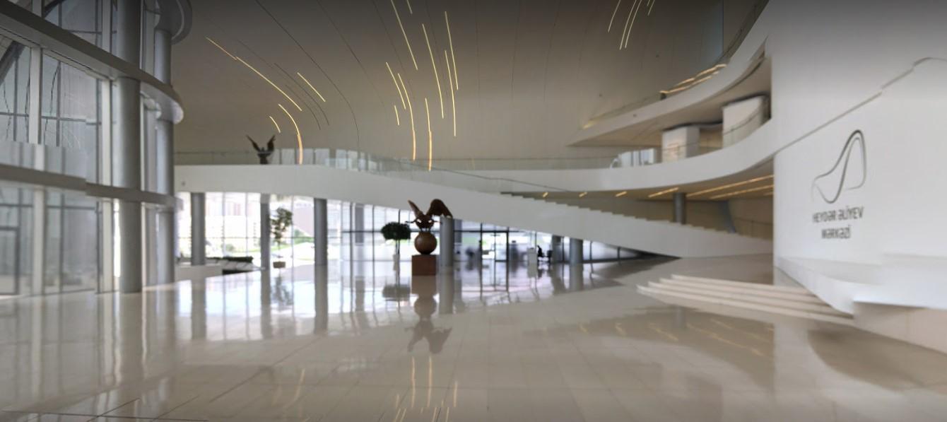 Haydar Aliyev Cultural Center