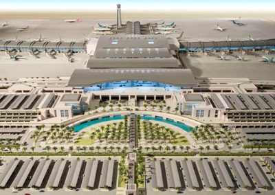Muscat-Oman Airport Project