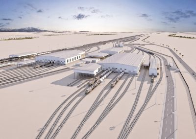 Nariyah Railway Project